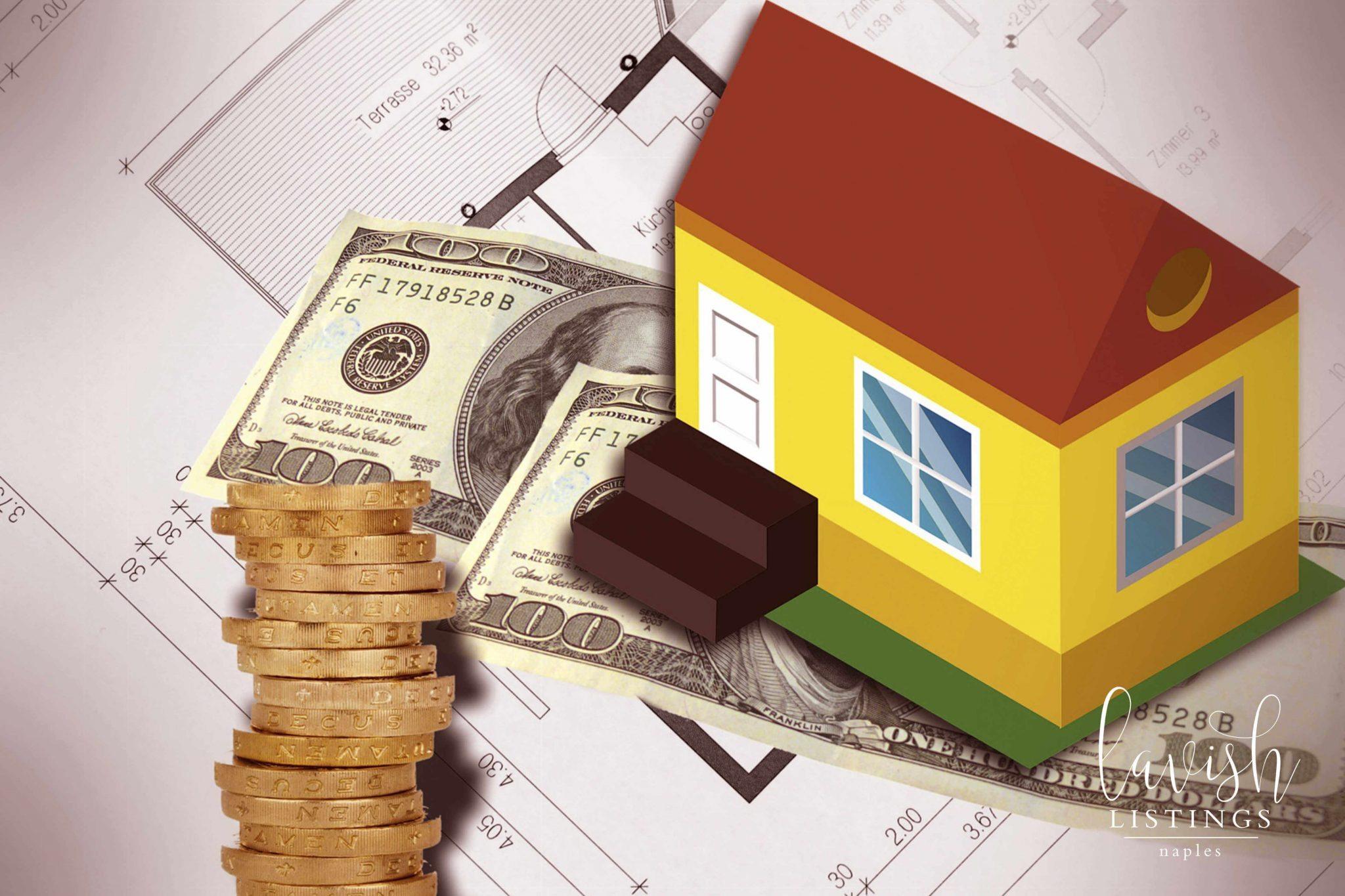 home prices versus stock market